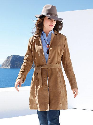 Emilia Lay - Leren jas