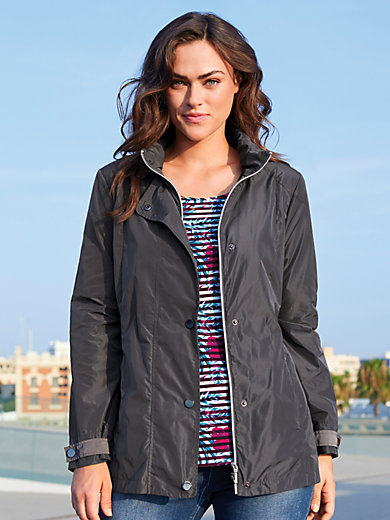Emilia Lay - Outdoor-Jacke mit integrierter Kapuze