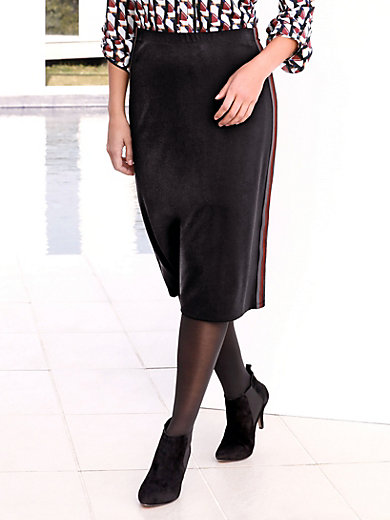 Emilia Lay - Pull-on jersey skirt