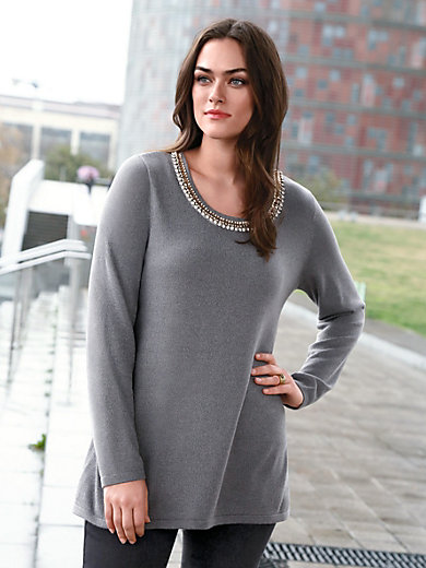 Emilia Lay - Rundhals-Pullover