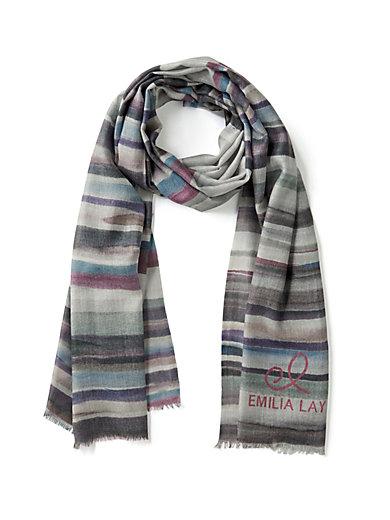 Emilia Lay - Schal aus Seide mit Kaschmir