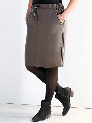 Emilia Lay - Skirt with elasticated waistband