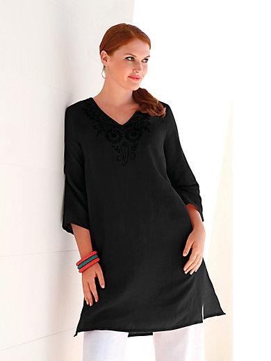 40f5c989b80533 Emilia Lay - Tuniek met 3 4-mouwen - zwart