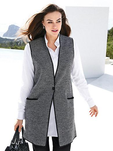 Emilia Lay - Waistcoat in 100% wool