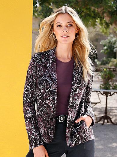Erica Rössler Selection - Le blazer en jersey