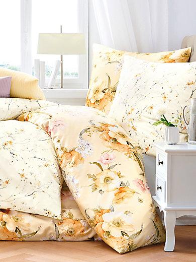 estella 2 teilige bettw sche garnitur ca 135x200cm vanille. Black Bedroom Furniture Sets. Home Design Ideas