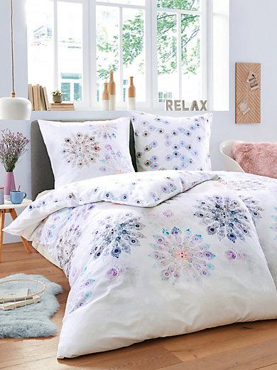estella bettw sche garnitur ca 135x200cm 80x80cm multicolor. Black Bedroom Furniture Sets. Home Design Ideas