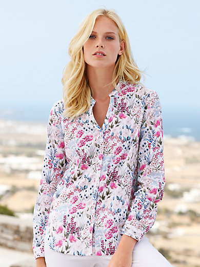 """Eterna - Bluse in der Passform """"Classic fit"""""""