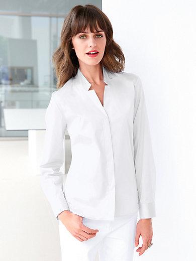 Eterna - Bluse med V-udskæring