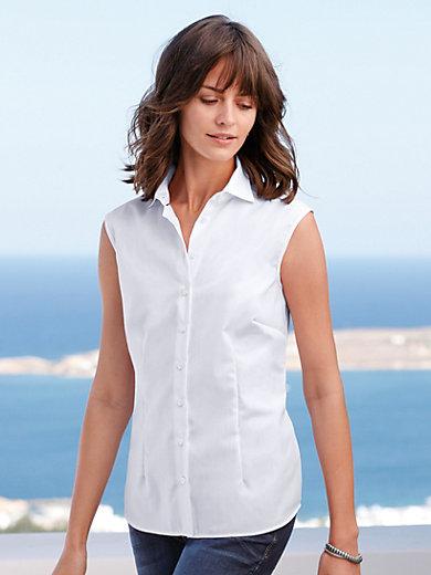 Eterna - Sleeveless blouse