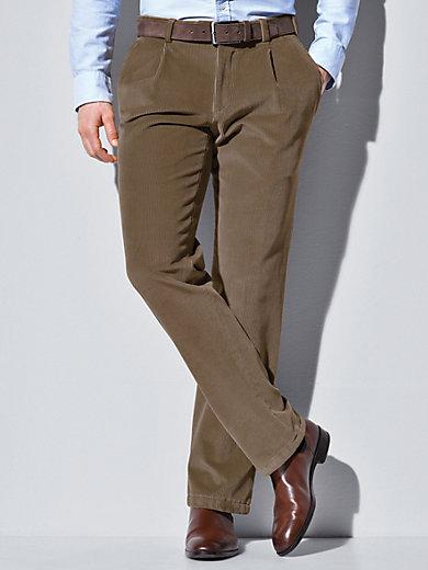 Eurex by Brax - Bundfalten-Cordhose Modell Luis