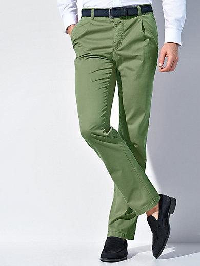 Eurex by Brax - Luis waist pleat trousers