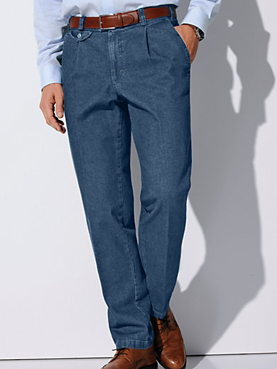Eurex by Brax - Pleated Jeans