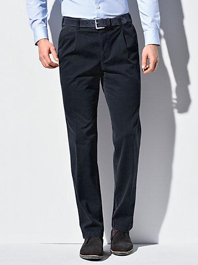 Eurex by Brax - Waist pleat trousers model Luis