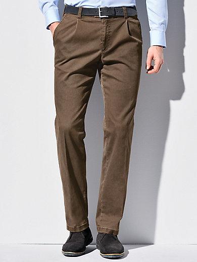 Eurex by Brax - Waist pleat trousers model Mike
