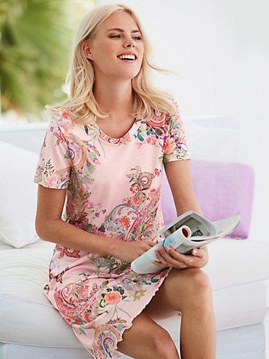 Eva B. Bitzer - Nightdress with short sleeves