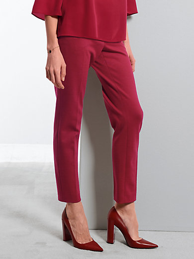 Fadenmeister Berlin - 7/8-length jersey trousers