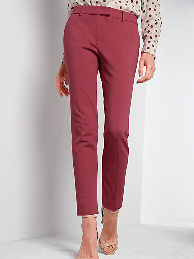 Fadenmeister Berlin - Ankle-length jersey trousers
