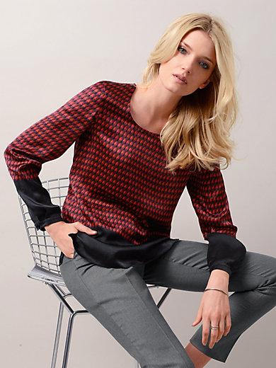 Fadenmeister Berlin - Blouse in 100% silk