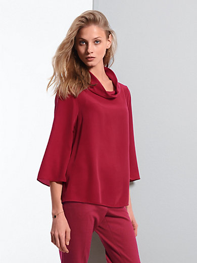 Fadenmeister Berlin - Blouse with 3/4-length sleeves