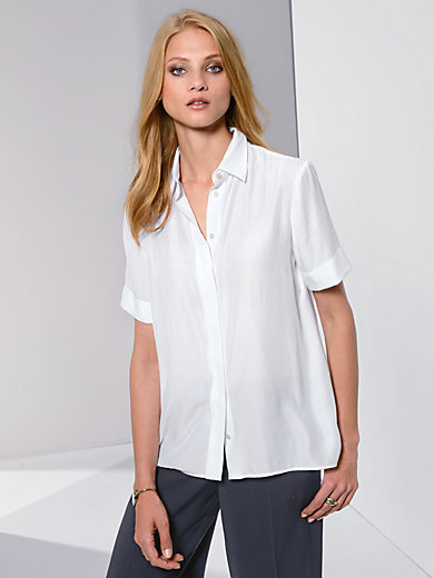 Fadenmeister Berlin - Blouse with short sleeves