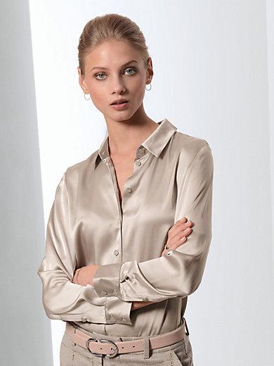 Fadenmeister Berlin - Bluse aus 100% Seide