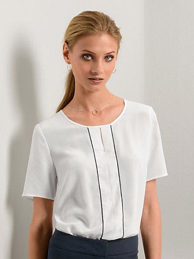 Fadenmeister Berlin - Bluse i 100% silke