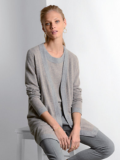 Fadenmeister Berlin - Cardigan in 100% cashmere