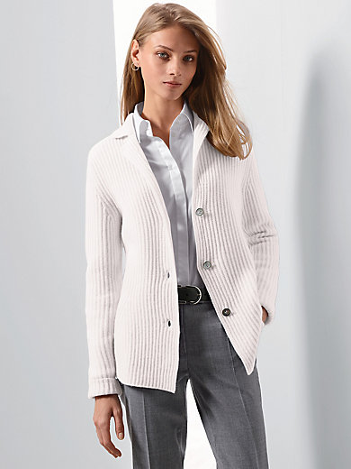 Fadenmeister Berlin - Cardigan in Pure cashmere in premium quality
