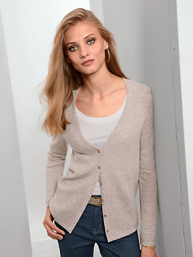 Fadenmeister Berlin - Cardigan made of 100% cashmere