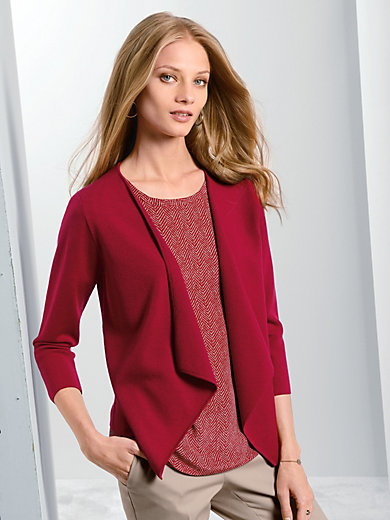 Fadenmeister Berlin - Cardigan with 3/4-length sleeves