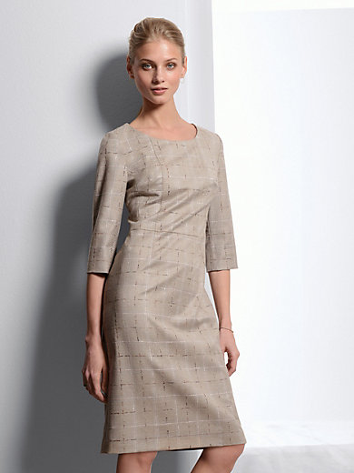 Cheap Sale Original Low Price Fee Shipping Online Dress 3/4-length vented sleeves Fadenmeister Berlin multicoloured Fadenmeister Berlin Wiki Online QrFPsINjvC