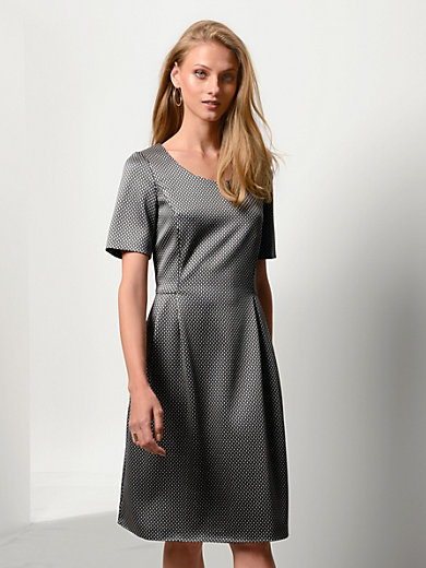 Jersey dress 3/4-length sleeves Fadenmeister Berlin green Fadenmeister Berlin Buy Cheap Reliable cJkTxF