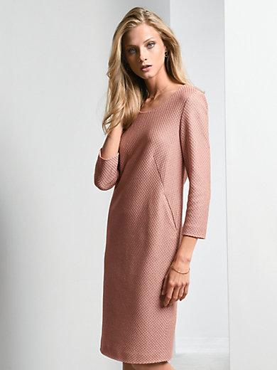 Fadenmeister Berlin - Jersey-Kleid in leichter Egg-Shape-Silhouette