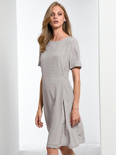 Fadenmeister Berlin - Klänning med kort ärm i 100% silke