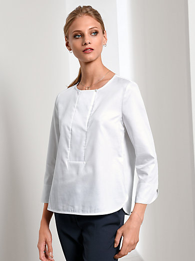 Fadenmeister Berlin - La blouse 100% coton manches 3/4