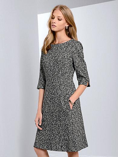 Fadenmeister Berlin - La robe en jersey à manches 3/4