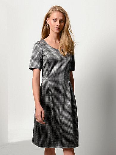 Fadenmeister Berlin - La robe en jersey bicolore, manches courtes