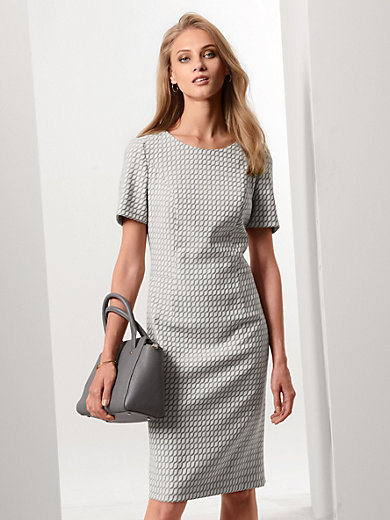 Fadenmeister Berlin - La robe, ligne droite, manches courtes