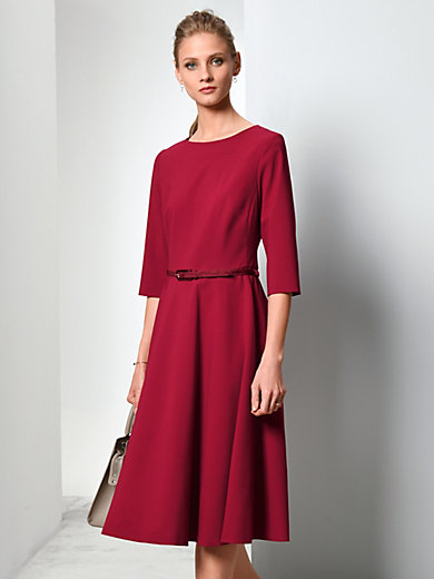 Fadenmeister Berlin - La robe manches 3/4 100% laine vierge
