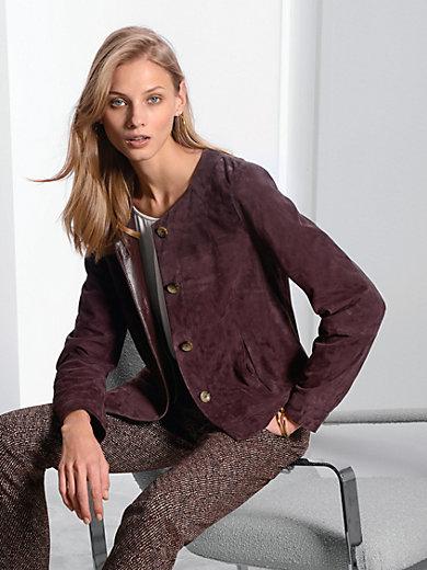 Fadenmeister Berlin - La veste en cuir