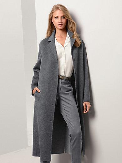 Fadenmeister Berlin - Le manteau long en laine et cachemire