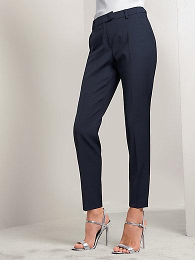 Fadenmeister Berlin - Le pantalon 7/8, ligne à plis marqués