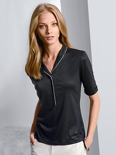 Fadenmeister Berlin - Le T-shirt col châle en modal