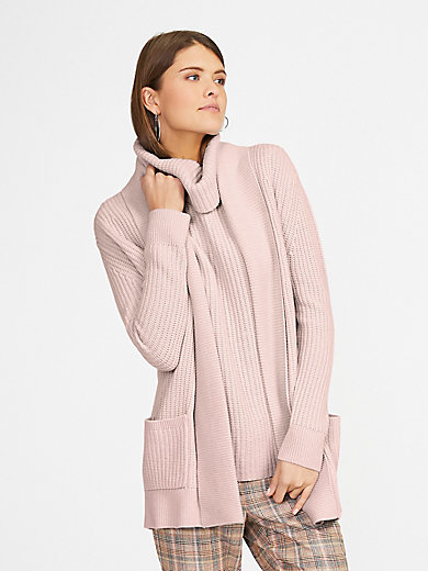 Fadenmeister Berlin - Long cardigan in Pure cashmere in premium quality