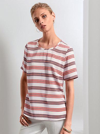 Fadenmeister Berlin - Lyhythihainen paita aitoa silkkiä