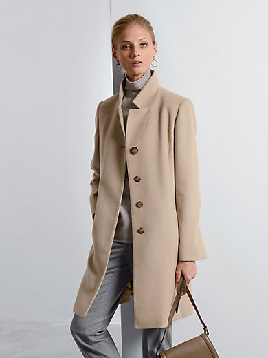 Fadenmeister Berlin - Short coat in 100% cashmere