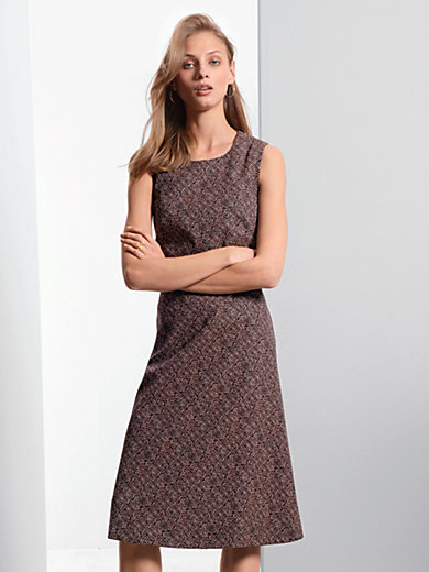 Fadenmeister Berlin - Sleeveless dress with a round neckline