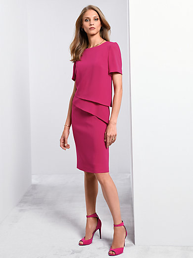 Fadenmeister Berlin - Summer dress with short sleeves