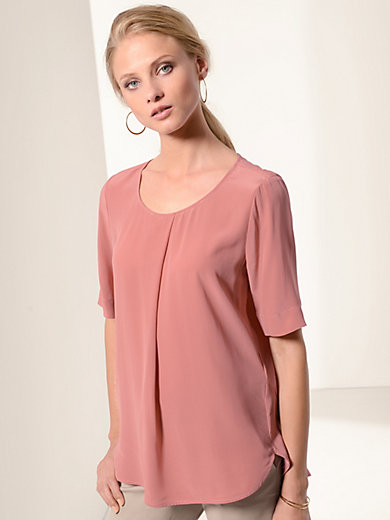 Fadenmeister Berlin - Tunic in 100% silk